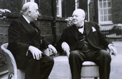 churchill and menzies