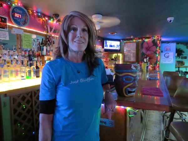 Da Beer Shack owner Cheri Estes