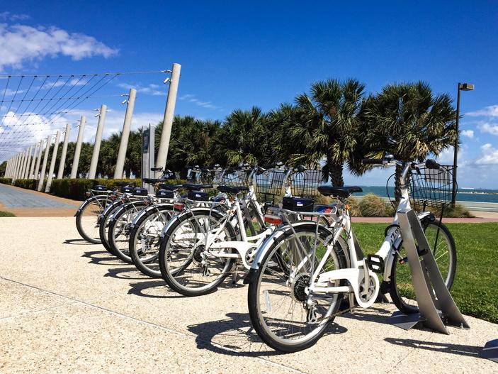 Zagster Bike Share Corpus Christi