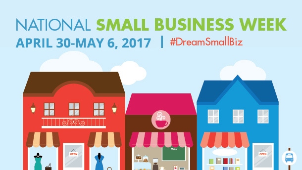 national small business week corpus christi