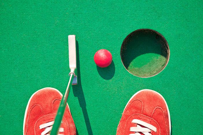Mini golf Corpus Christi