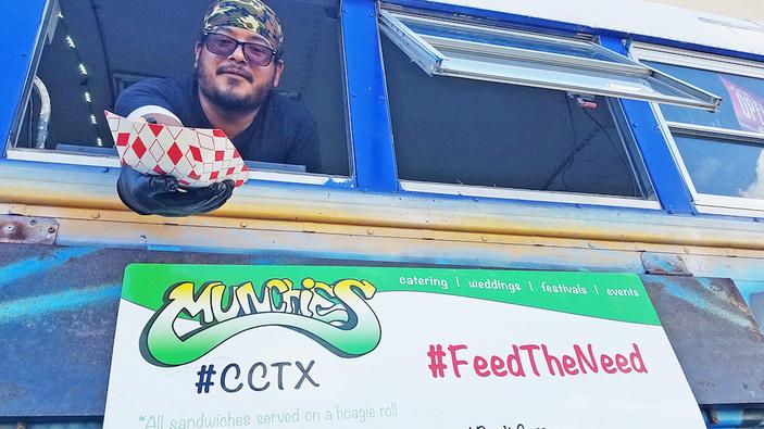 mobile food vendors food trucks corpus christi pilot program