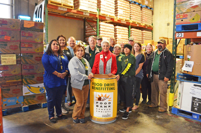 coastal bend food bank corpus christi christmas