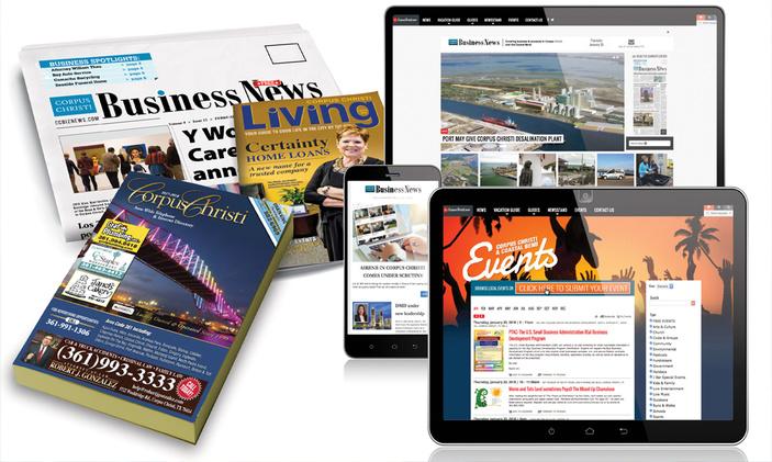 texas publishing digital print advertising corpus christi