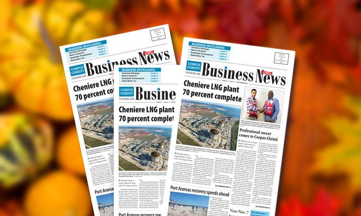NOVEMBER CORPUS CHRISTI BUSINESS NEWS 2017