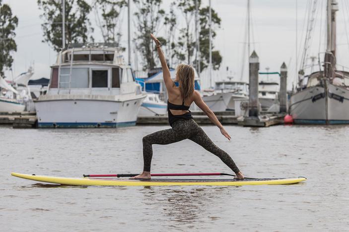 Paddleboard Yoga Corpus Christi