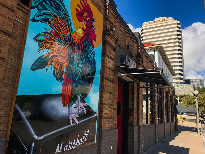 Five photo worthy murals in downtown corpus christi for Corpus christi tattoo shops