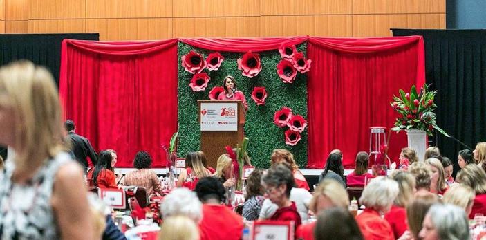 go red for women corpus christi american heart association