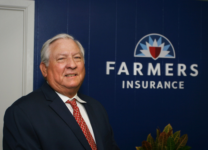dennis trevino jr farmers insurance corpus christi