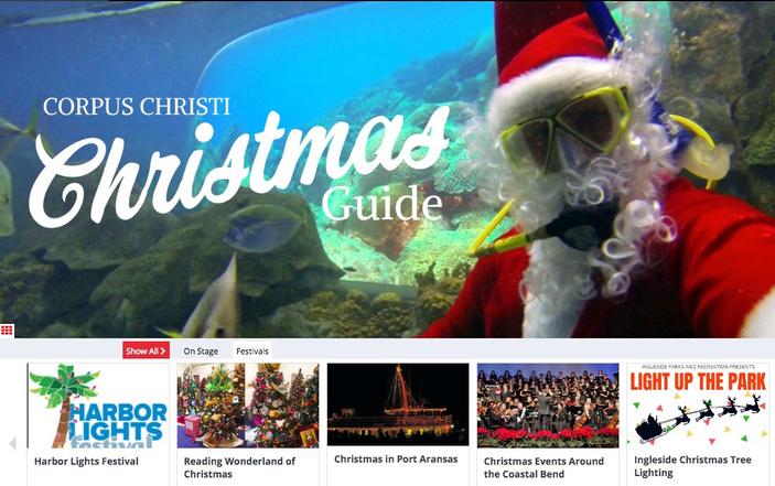 celebrate Christmas Corpus Christi