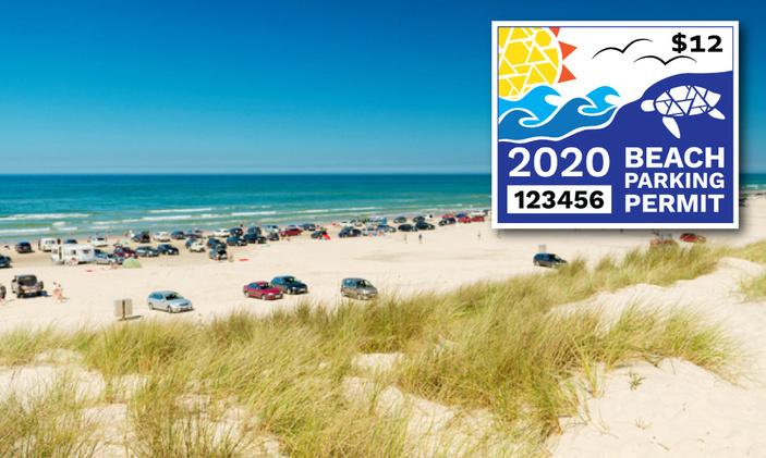 Corpus Christi 2020 Beach Parking Permits Available