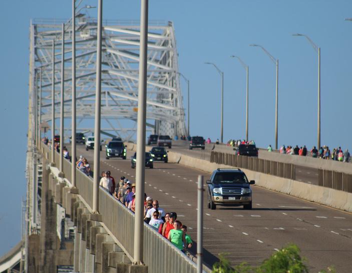 2020 Dates for Historic Harbor BridgeWalks in Corpus Christi