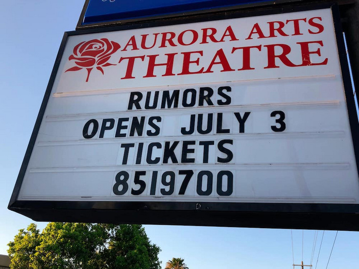 'Rumors!' to open at Aurora Arts Theatre in Corpus Christi