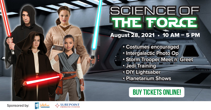 Science of the Force in Corpus Christi