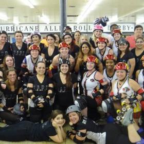 Hurricane Alley Roller Derby Corpus Christi