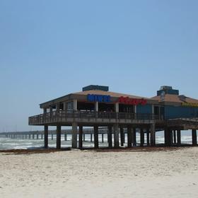 mikel may's bob hall pier