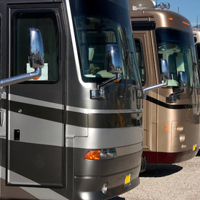 RV SALES LOT