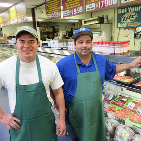 staples street meat market