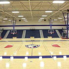 veterans memorial high school gym