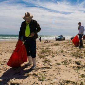 Big Shell Beach Clean-Up