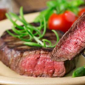 best steak in CC