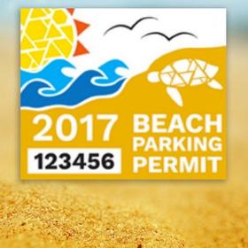 Beach Permit 2017