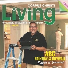 corpus christi living april 2017 cover