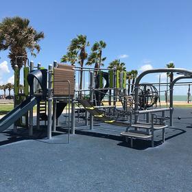 Cole Park in Corpus Christi