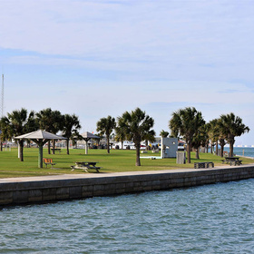 Roberts Point Park in Port Aransas