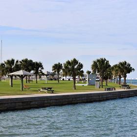 Roberts Point Park in Port Aransas