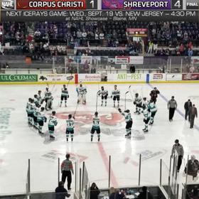 Hockey Season Underway — IceRays are Here to Stay Corpus Christi