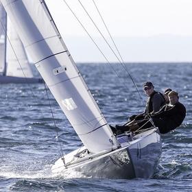 Corpus Christi Hosts Etchells World Sailing Championships