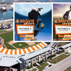 Free Films for the Family at Whataburger Field