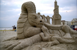 Texas SandFest moved to October