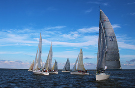 Sail away with the Wednesday Night Regatta