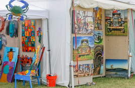 Visit the 49th annual Rockport Art Festival