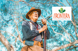 Corpus Christi history re-enacted at Frontera Fest
