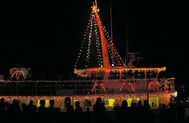 Celebrate Christmas Island Style in Port Aransas