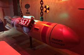 USS Lexington escape room opens for adventure, thrills