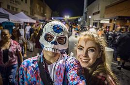Dia de los Muertos Comes Alive in Corpus Christi