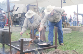 Saddle up for Kingsville Ranch Hand Weekend