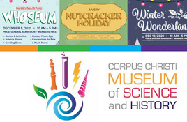 Christmas at Corpus Christi Museum of Science and History