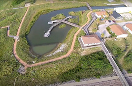 Wetlands Education Center in Port Aransas Reopens