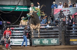 Corpus Christi welcomes world's top bull riders at Buc Days
