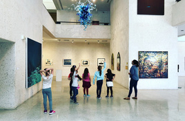 SNAP clients get in free to Art Museum of South Texas