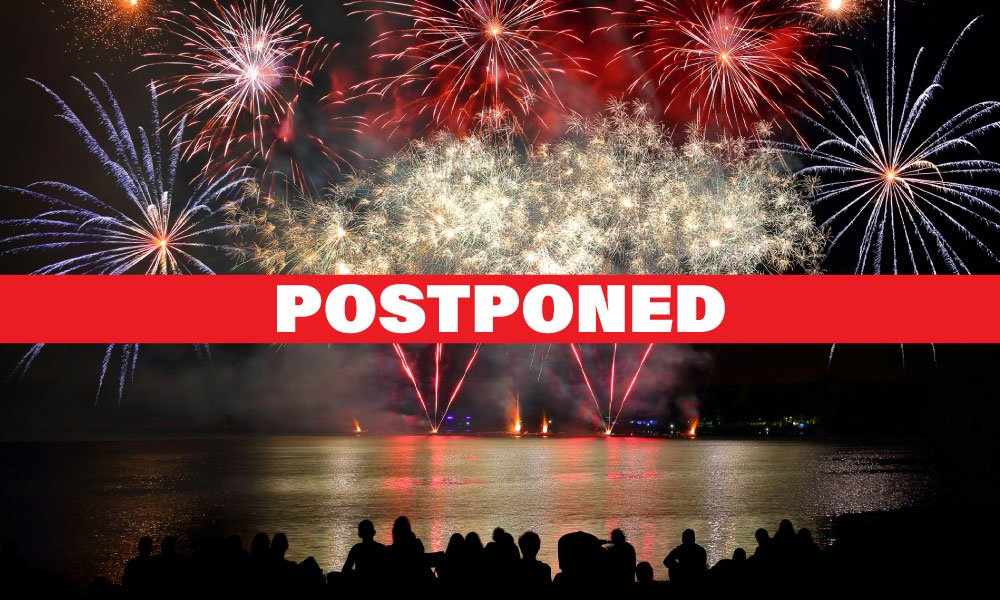 Corpus Christi fireworks show postponed