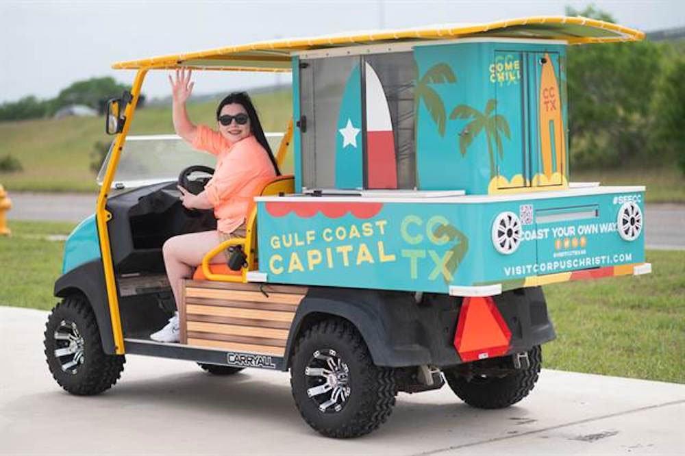 Meet the Gulf Coasters on Corpus Christi Beaches