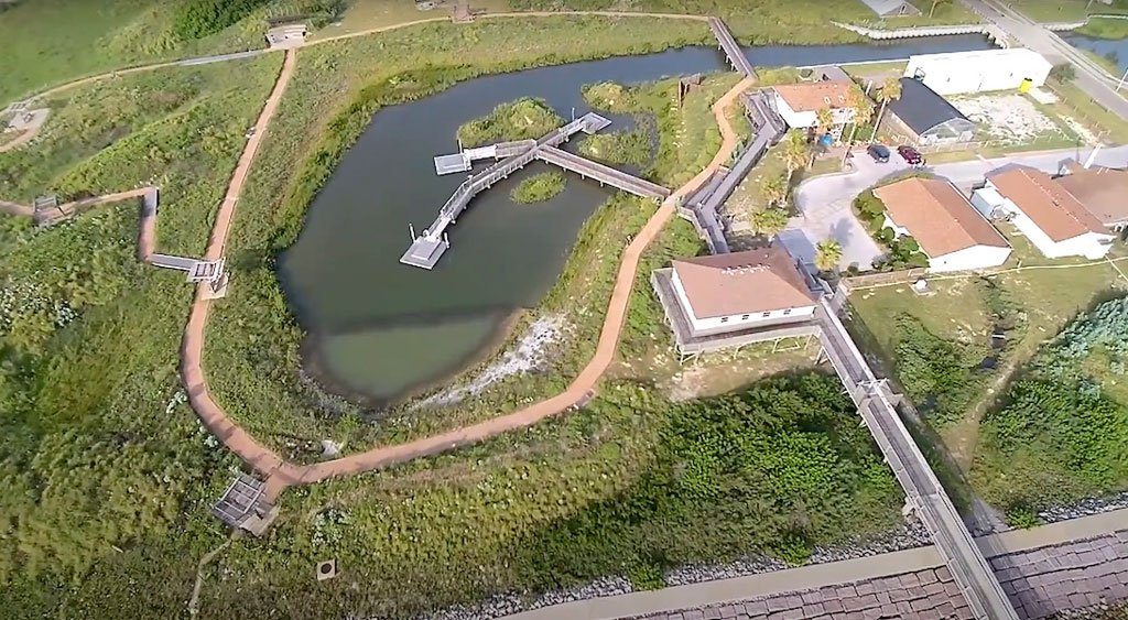 Wetlands Education Center in Port Aransas Reopens