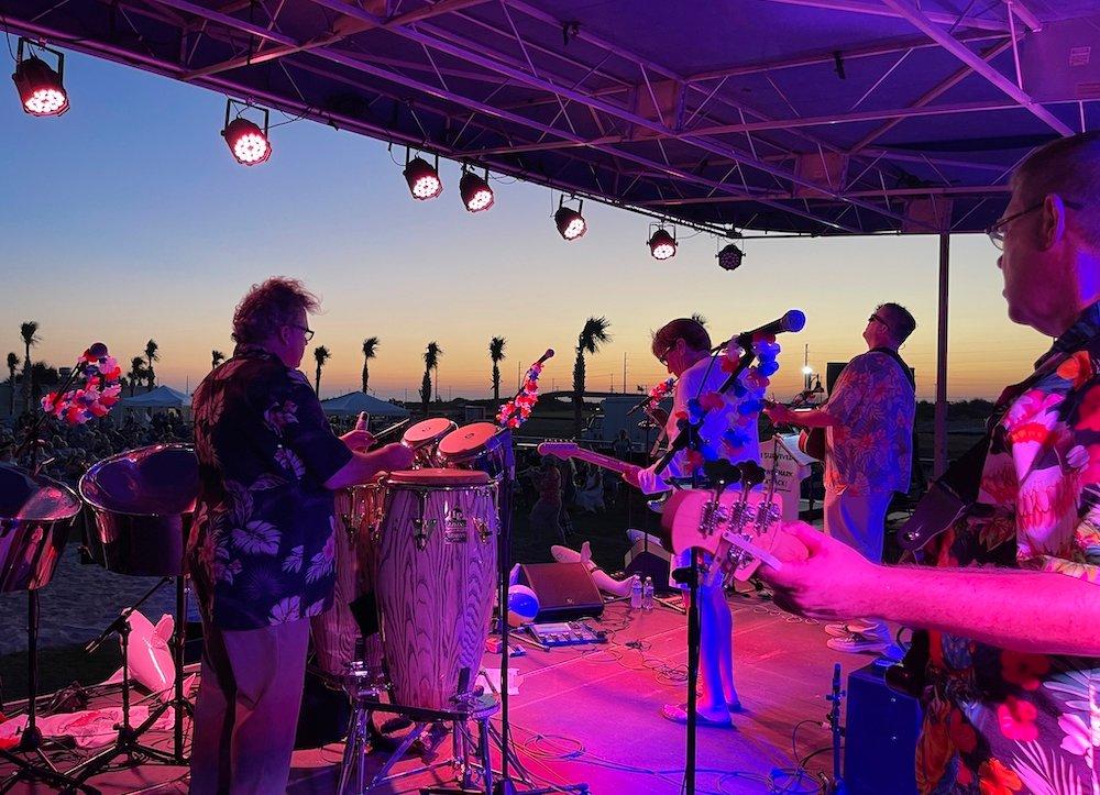 Port Aransas Designated Music-Friendly Community
