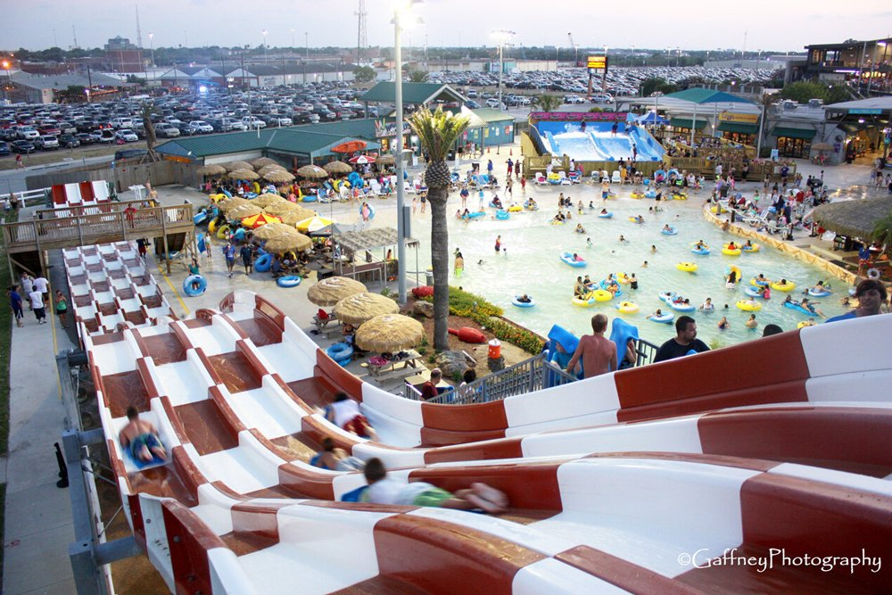 Corpus Christi's Hurricane Alley Waterpark opens for season